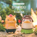 Pop Mart Duckoo in the Forest Series - Case of 8 Blind Boxes - ActionCity