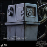 ActionCity Live: MMS554 - Star Wars: Episode IV A New Hope - 1/6th scale Jawa & EG-6 Power Droid - ActionCity