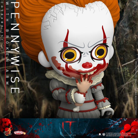 COSB685 - Pennywise With Broken Arm Cosbaby (S) - ActionCity