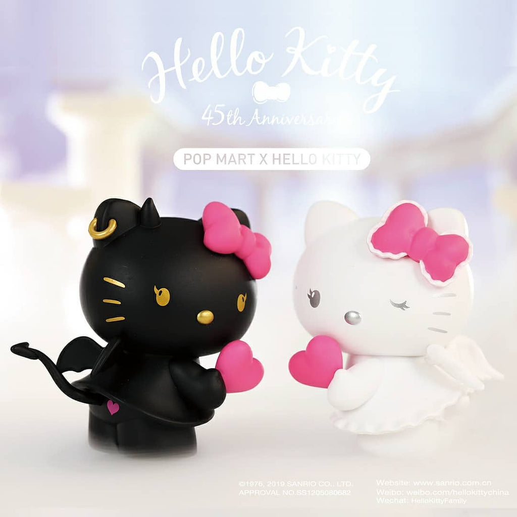 ActionCity Live: Pop Mart Hello Kitty 45th Anniversary Series - Individual Blind Boxes - ActionCity