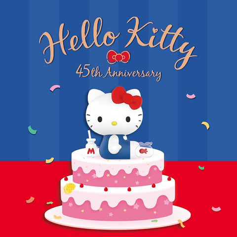 ActionCity Live: Pop Mart Hello Kitty 45th Anniversary Series - Individual Blind Boxes (CASE 1) - ActionCity