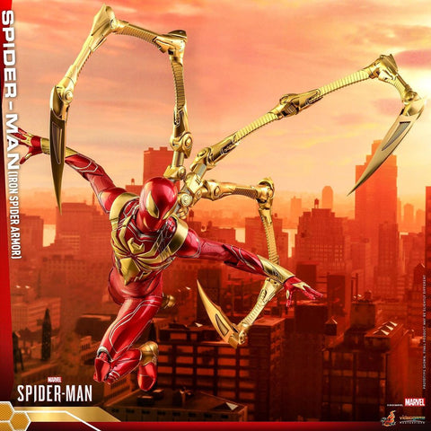 VGM38 - Marvel's Spider-Man - 1/6th Scale Spider-Man (Iron Spider Armor)