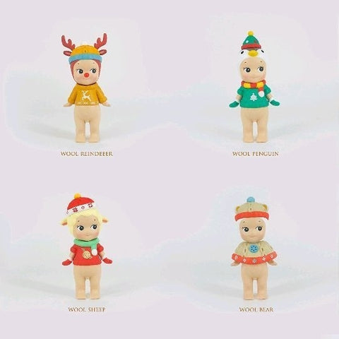 Sonny Angel - mini figure Christmas Series Case of 12 Blind Boxes - ActionCity