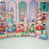 Pop Mart Pucky Christmas Series - Set of 12 Collectibles - ActionCity