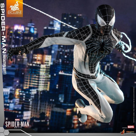 VGM36 - Marvel's Spider-Man - 1/6th Scale Spider-Man (Negative Suit)