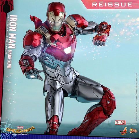 MMS427D19 - Spider-Man: Homecoming - 1/6th scale Mark XLVII