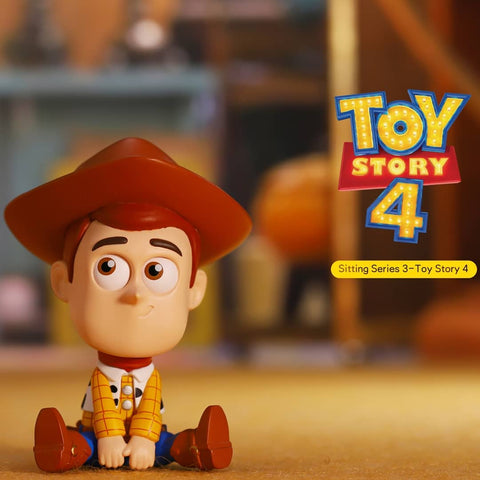 Popmart Disney Sitting Series 3 Toy Story 4  - Case of 12 Blind Boxes - ActionCity