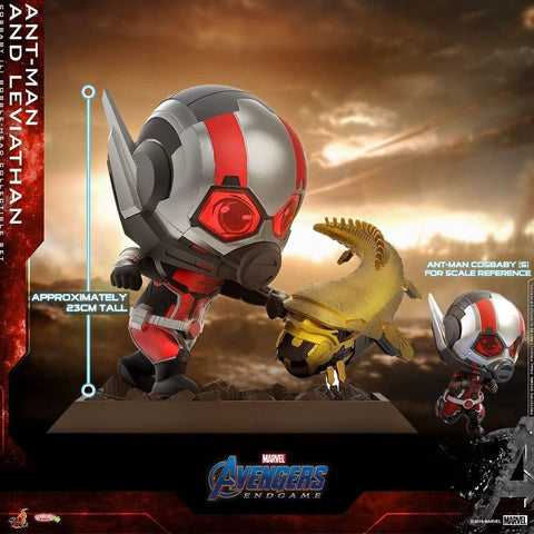 COSB661 - Ant-Man and Leviathan Bobble-Head Cosbaby (L)