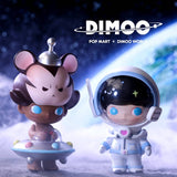 Pop Mart Dimoo Space Travel - Case of 12 Blind Boxes - ActionCity