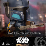 COSB742 - Heavy Infantry Mandalorian Bobble Head Cosbaby (S) - ActionCity