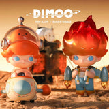 ActionCity Live: Pop Mart Dimoo Space Travel - Case of 12 Blind Boxes - ActionCity