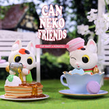 ActionCity Live: Pop Mart Can Neko Friends Sweet - Case of 12 Blind Boxes - ActionCity