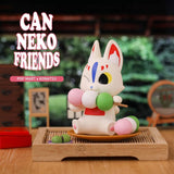 Pop Mart Can Neko Friends Sweet - Case of 12 Blind Boxes - ActionCity