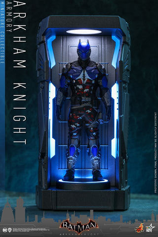 VGMC013 - Arkham Knight - Batman Armory Miniature Collectible - ActionCity
