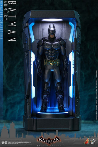VGMC009 - Batman - Batman Armory Miniature Collectible - ActionCity