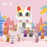 ActionCity Live: CASSY The Fortune Cat - Individual Blind Boxes - ActionCity