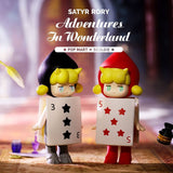 ActionCity Live: Pop Mart Satyr Rory Adventures In Wonderland Series - Individual Blind Boxes - ActionCity