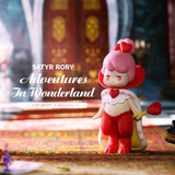 ActionCity Live: Pop Mart Satyr Rory Adventures In Wonderland Series - Case of 12 Blind Boxes - ActionCity