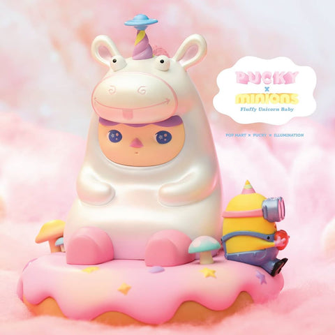 ActionCity Live: Pop Mart Fluffy Unicorn Baby - ActionCity