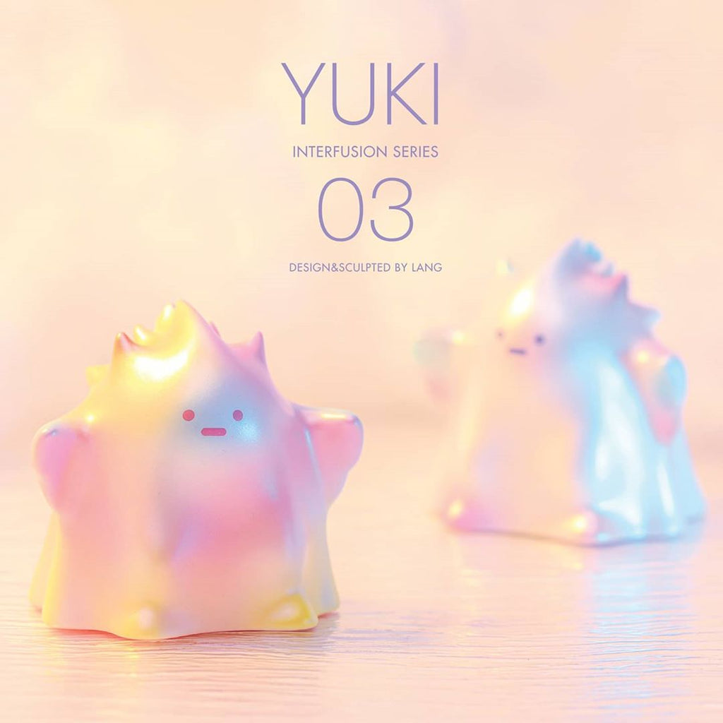 ActionCity Live: Pop Mart Yuki 03 Interfusion Series - Case of 12 Blind Boxes - ActionCity