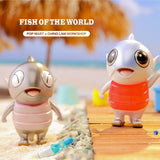 ActionCity Live: Pop Mart Chino Lam Fish Of The World Series - Case of 12 Blind Boxes - ActionCity