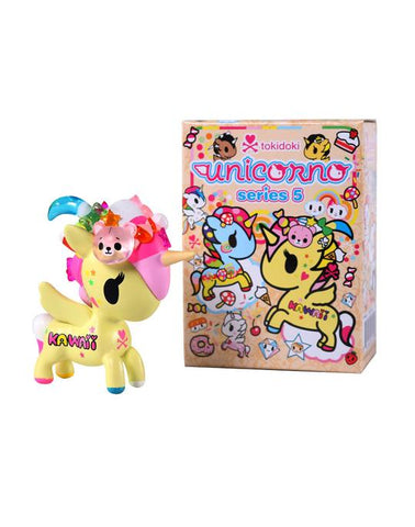 tokidoki Unicorno Series 5 - Case of 24 Blind Boxes - ActionCity