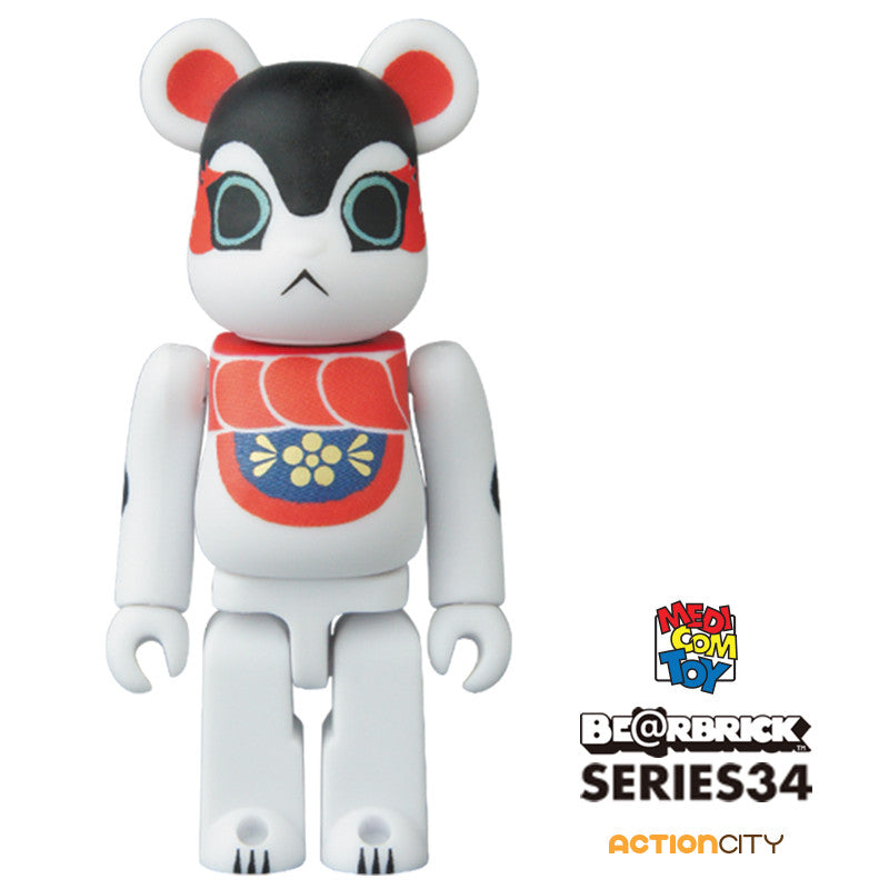 BE@RBRICK  Series 34 - Artist