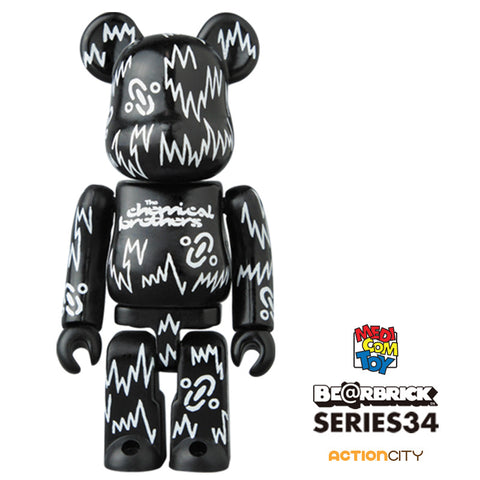 BE@RBRICK  Series 34 - Pattern