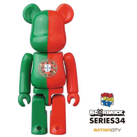 BE@RBRICK  Series 34 - Flag