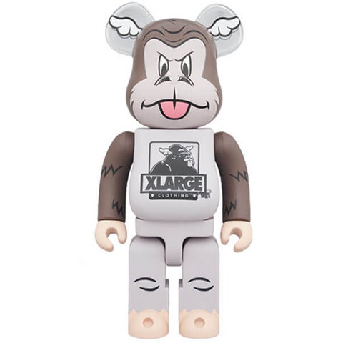 BE@RBRICK XLarge x D*Face 1000% - ActionCity