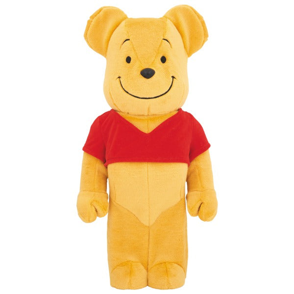 Bearbrick Winnie the Pooh - Bearbrick 1000% - ActionCity Singapore
