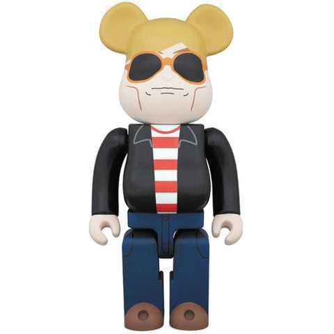 Bearbrick Andy Warhol 60's Style - Bearbrick 1000% | ActionCity Singapore