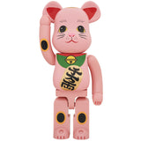 Bearbrick Manekineko GID Red 1000% - Bearbrick 1000%