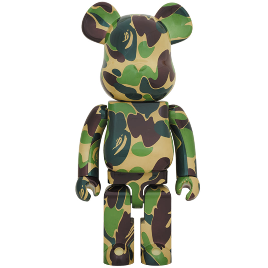 Bearbrick ABC Camo Green 1000% - Bearbrick 1000%