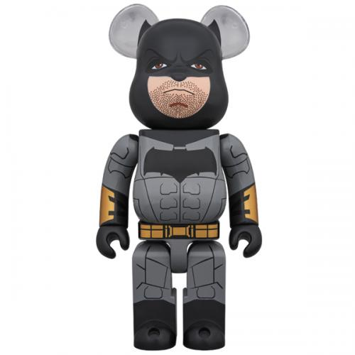 Bearbrick Batman (Justice League) 1000% | ActionCity Singapore