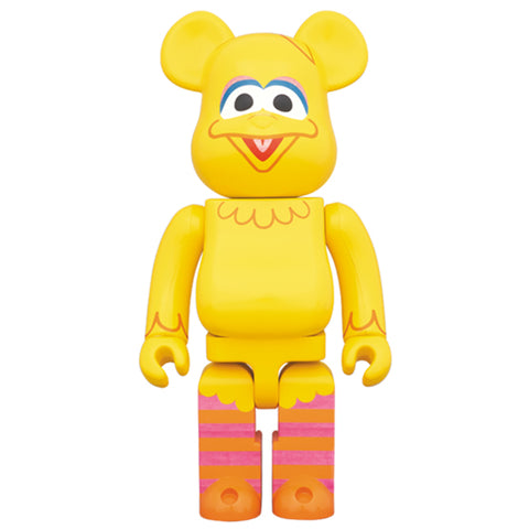 Bearbrick Big Bird 1000% - Bearbrick 1000%