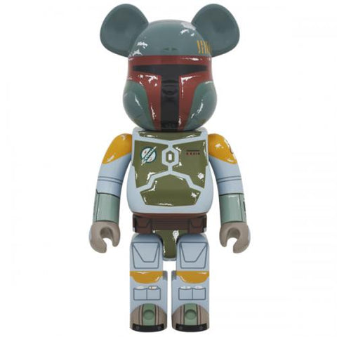 Bearbrick Boba Fett - Bearbrick 1000% | ActionCity Singapore