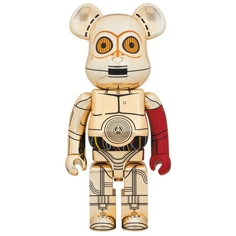 Bearbrick C-3PO (TM) TFA 1000% | ActionCity Singapore