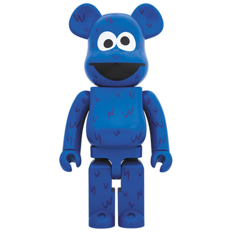 Bearbrick Cookie Monster 1000% - Bearbrick 1000%
