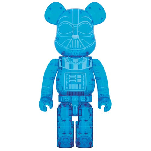 Bearbrick Darth Vader Holographic - Bearbrick 1000% | ActionCity Singapore