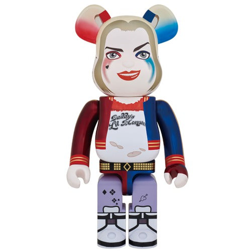 Bearbrick Harley Quinn - Bearbrick 1000% | ActionCity Singapore