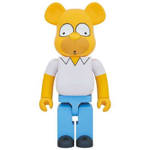 Bearbrick Homer Simpson 1000% | ActionCity Singapore