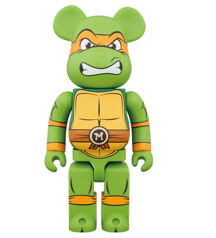 Bearbrick Michelangelo - Bearbrick 1000% - ActionCity Singapore