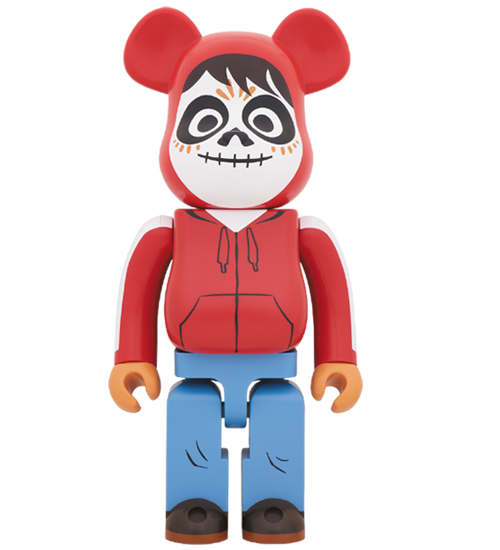 Bearbrick Miguel 1000% - Bearbrick 1000% - ActionCity Singapore