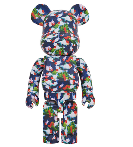 Bearbrick Mika Ninagawa Goldfish-Bearbrick 1000% - ActionCity Singapore