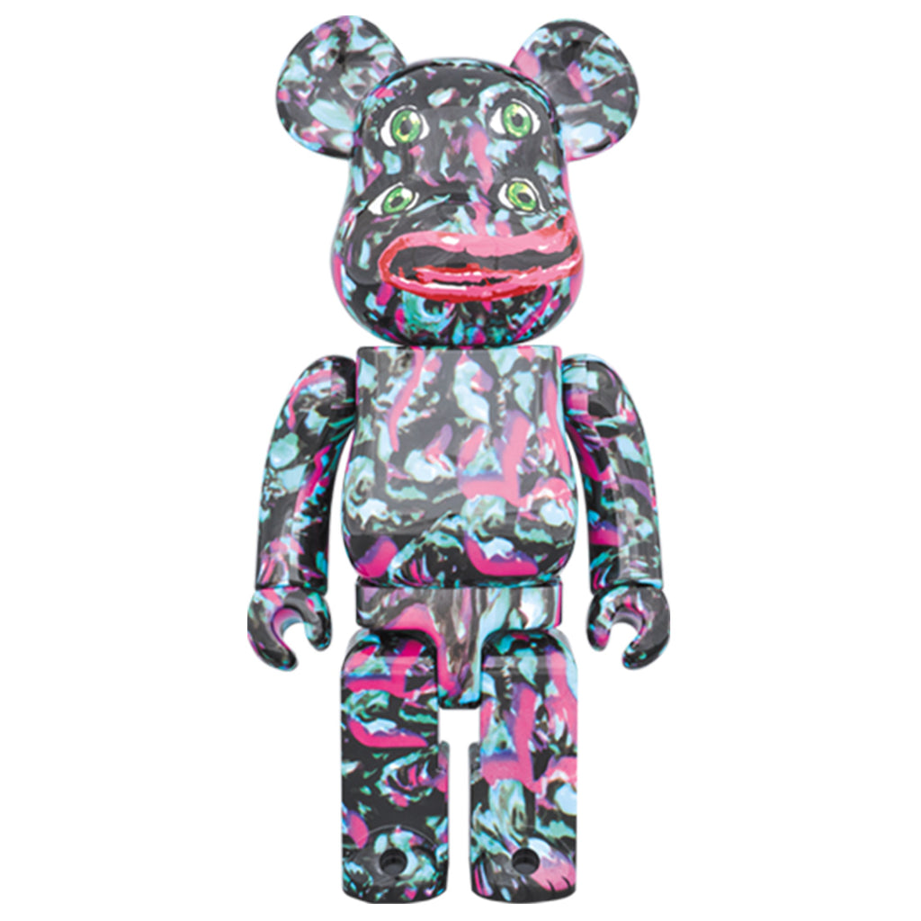 Bearbrick Nagnagnag (Edition333) - Bearbrick 1000%