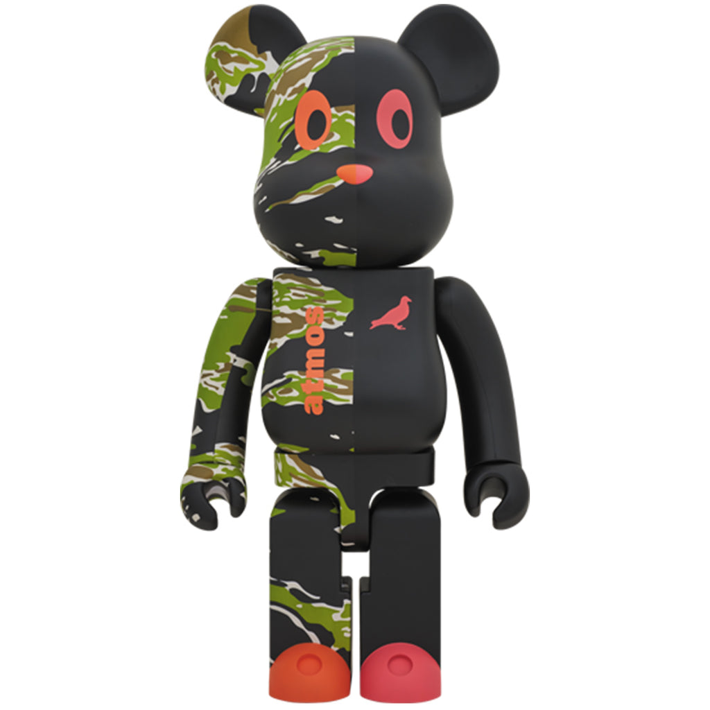 Bearbrick Atmos X Staple 1000% - Bearbrick 1000%
