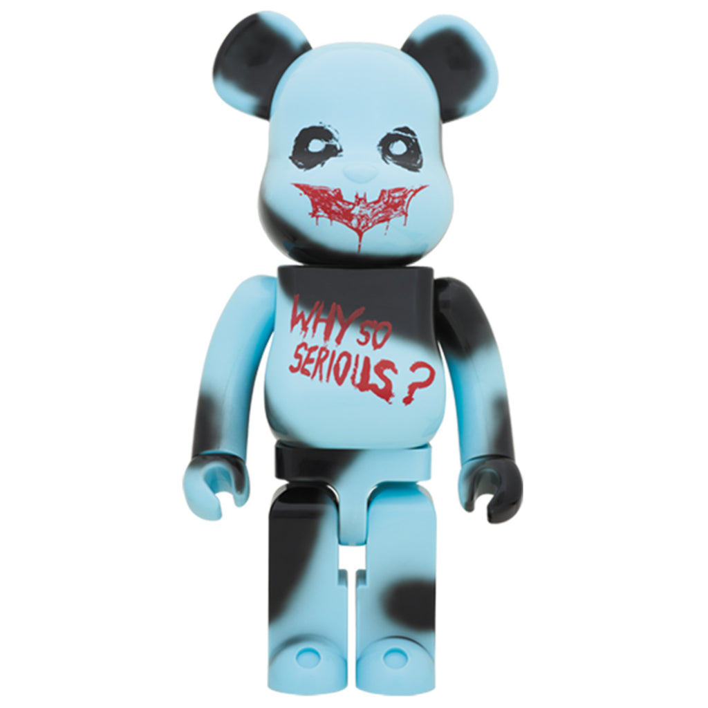 Bearbrick The Joker Why So Serious 1000% - Bearbrick 1000%