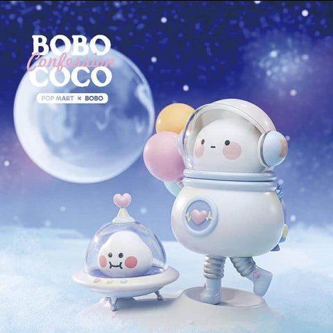 ActionCity Live: Pop Mart Bobo And Coco Confession - ActionCity