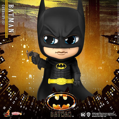 COSB709 - Batman with Grappling Gun Cosbaby (S) - ActionCity